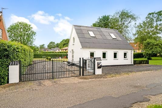 Villa på Søkæret i Hobro - Ejendommen