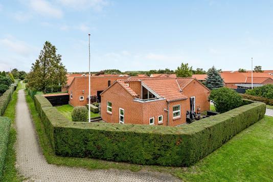 Villa på Opaldalen i Randers NØ - Ejendommen