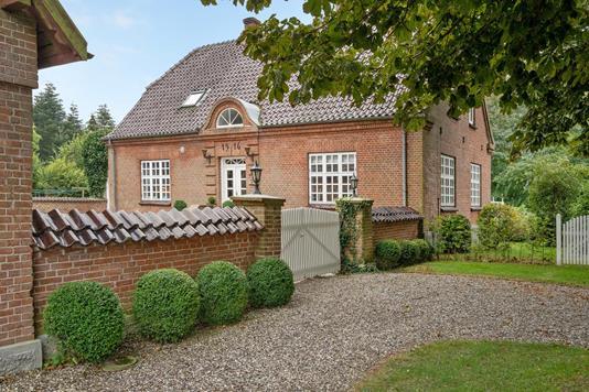 Villa på Gimmingvej i Randers NØ - Ejendommen