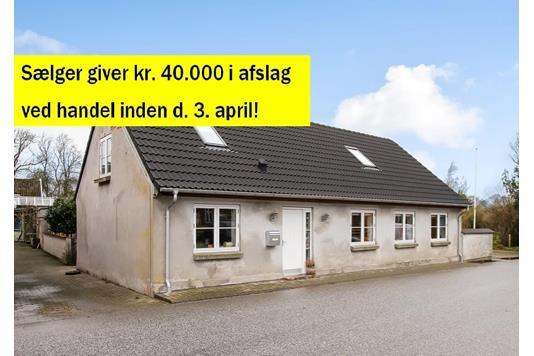 Villa på Præstedalsvej i Randers SØ - Andet