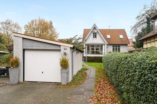 Villa på Gethersvej i Randers C - Ejendommen