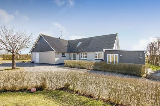 Villa på Kollerupvej i Fårup - Ejendommen