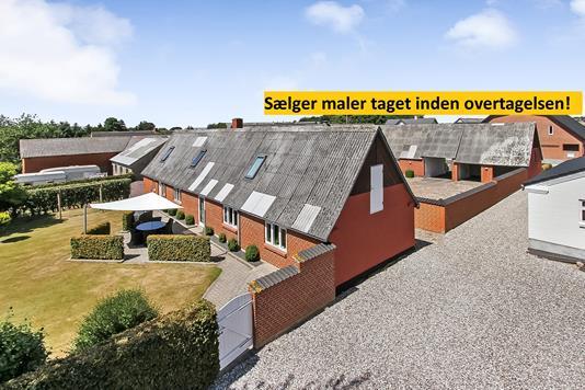Villa på Lindegårdsvej i Spentrup - Andet