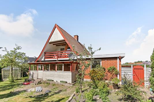Villa på Vendsysselvej i Randers SV - Ejendommen