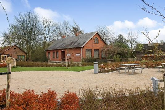 Villa på Præstedalsvej i Randers SØ - Ejendommen