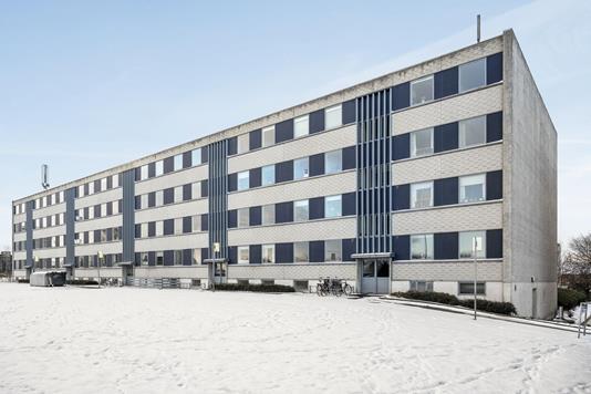 Ejerlejlighed på Mølletoften i Randers SV - Ejendommen