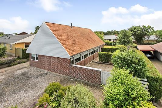 Villa på Lupinvej i Randers NV - Ejendommen