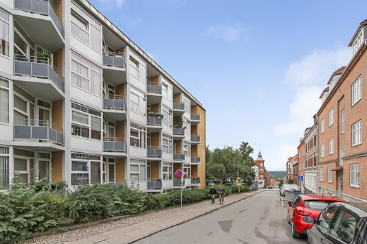 Ejerlejlighed på Bredstrupsgade i Randers C - Ejendommen