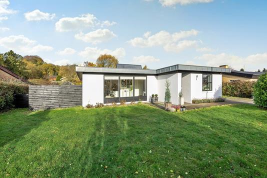 Villa på Mosevænget i Randers NV - Ejendommen