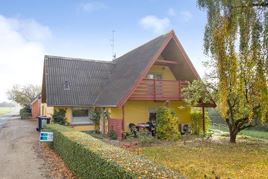 Villa på Østermarksvej i Gjerlev J - Ejendommen