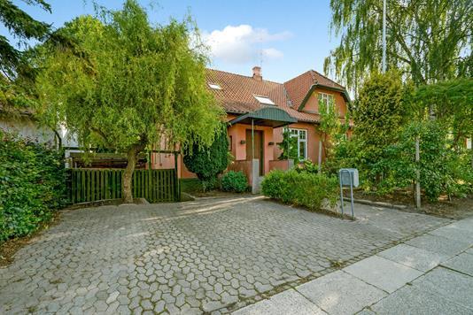 Villa på Kristrupvej i Randers SØ - Ejendommen