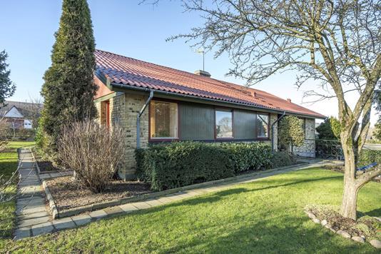 Villa på Sognevej i Gjerlev J - Ejendommen