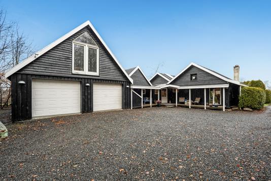 Villa på Læstenvej i Fårup - Ejendommen