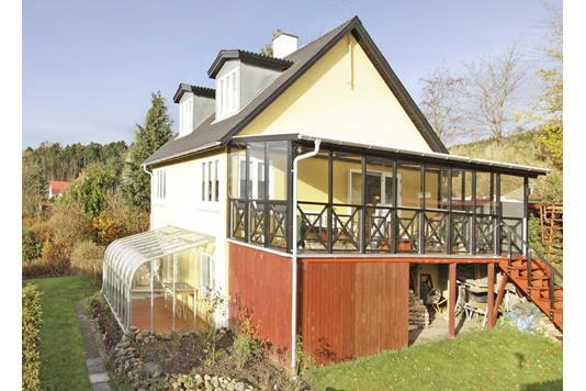 Villa på Kanalvej i Grenaa - Ejendommen