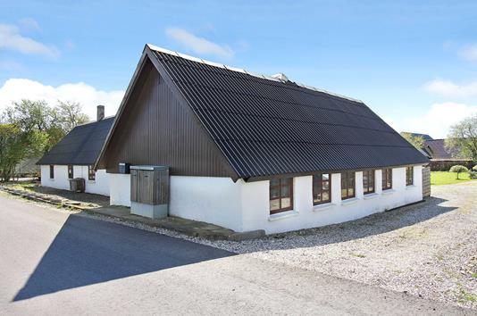 Villa på Kølvej i Randers NØ - Ejendommen