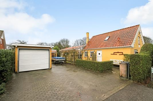 Villa på Nørreskovvej i Randers NØ - Ejendommen