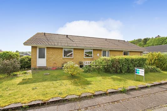 Villa på Rosenkrantzvej i Randers NV - Have