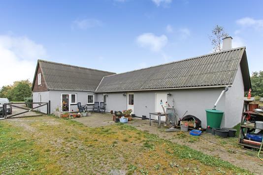 Villa på Rougsøvej i Allingåbro - Terrasse