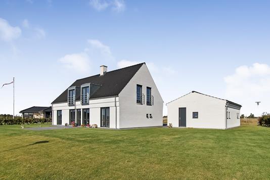 Villa på Soløjedalen i Randers NØ - Ejendommen