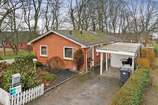 Villa på Tvedevej i Gjerlev J - Ejendommen