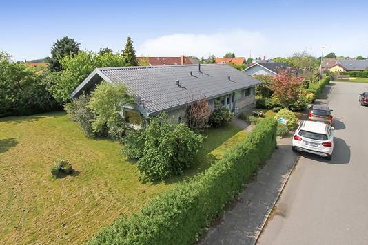Villa på Park Alle i Randers SØ - Ejendommen