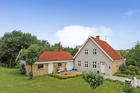 Villa på Drivvejen i Randers NV - Ejendommen