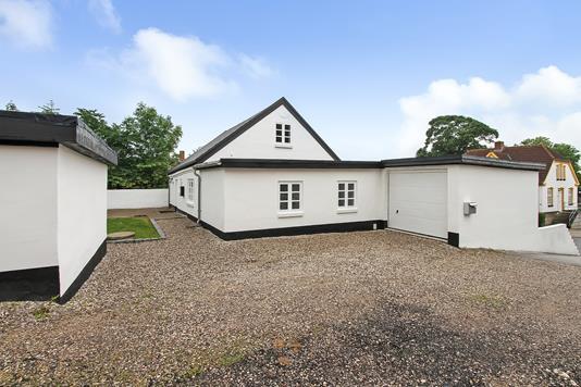 Villa på Haldvej i Gjerlev J - Ejendommen
