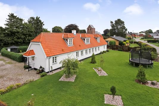 Villa på Tjørnelundsvej i Randers NØ - Have