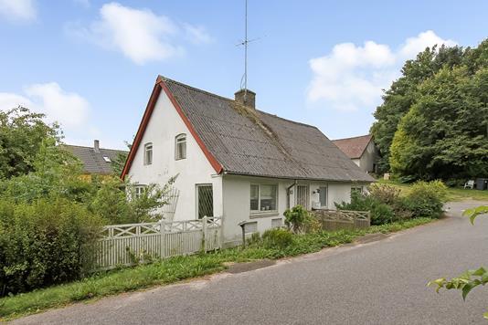 Villa på Østendalsvej i Gjerlev J - Ejendommen