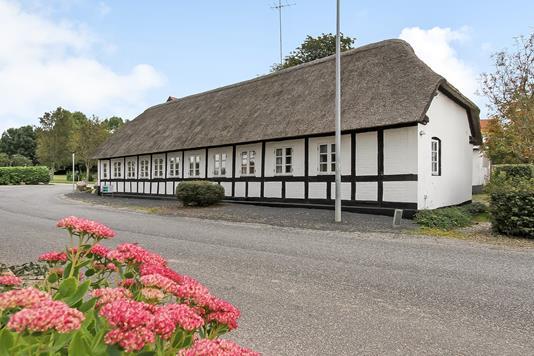 Villa på Amtsvejen i Randers NØ - Ejendommen