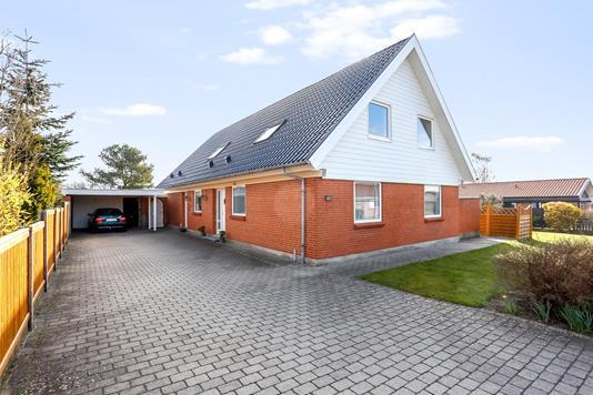 Villa på Nedermarken i Bjerringbro - Andet