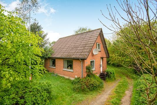 Villa på Birkevej i Bjerringbro - Ejendommen