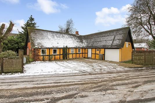 Villa på Ilsøvej i Bjerringbro - Ejendommen