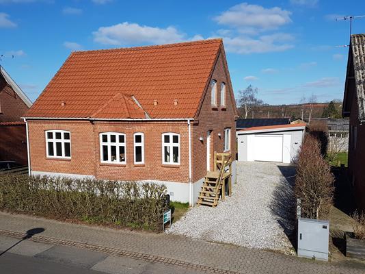 Villa på Jernbanegade i Thorsø - Andet
