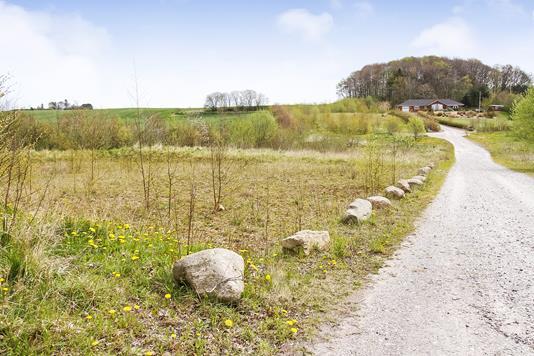 Helårsgrund på Lille Thorupvej i Ulstrup - Ejendommen