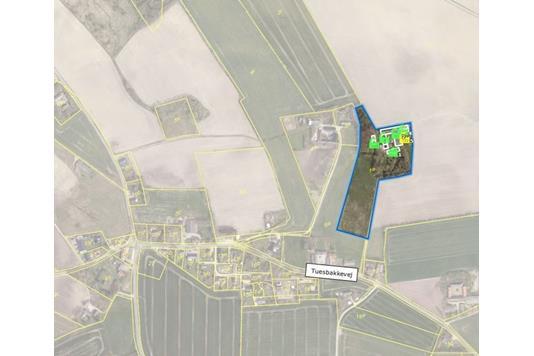 Landejendom på Tuesbakkevej i Ulstrup - Andet