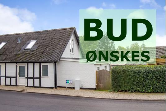 Villa på Thorsgade i Thorsø - Andet