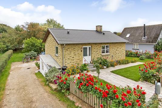 Villa på Himmestrupvej i Bjerringbro - Ejendommen