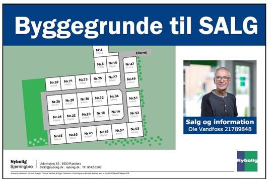 Helårsgrund på Elrovej i Randers NV - Andet