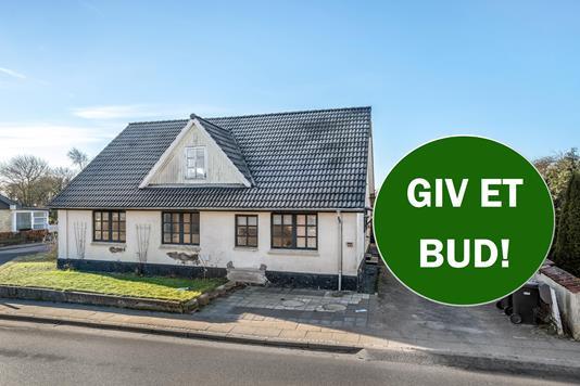 Villa på Mammen Byvej i Bjerringbro - Andet