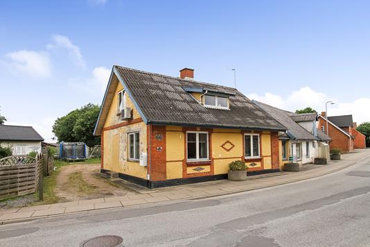 Villa på Vindumvej i Bjerringbro - Ejendommen