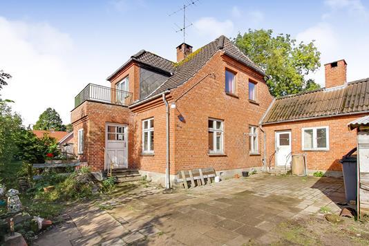 Villa på Tingstedvej i Bjerringbro - Ejendommen