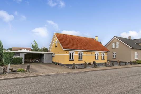 Villa på Stærkærvej i Bjerringbro - Ejendommen
