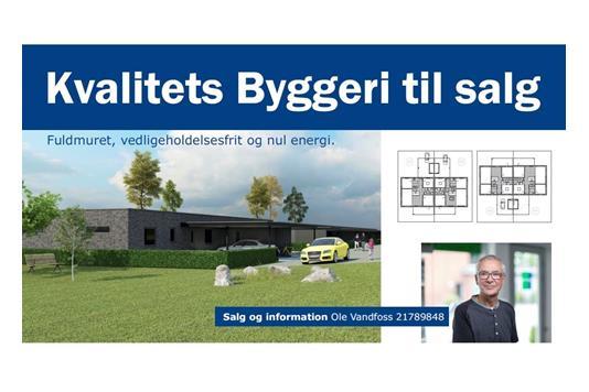 Villa på Tornerosevej i Langå - Andet