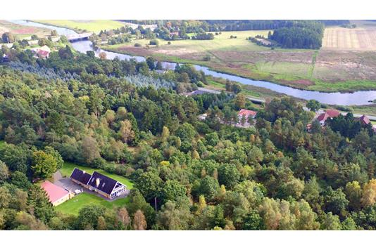 Landejendom på Bøgedal i Ans By - Andet