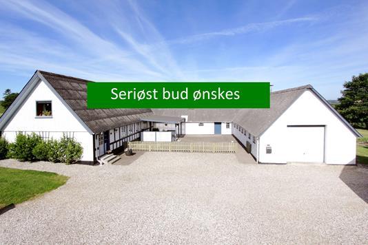 Villa på Birkevej i Bjerringbro - Andet
