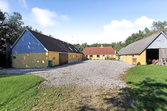 Villa på Bakkevej i Bjerringbro - Ejendommen