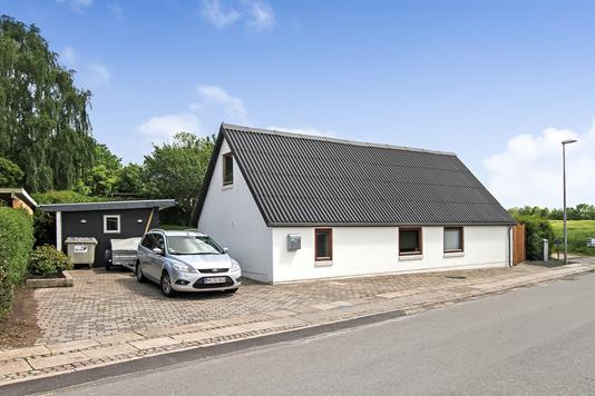 Villa på Sløvkrog i Bjerringbro - Ejendommen
