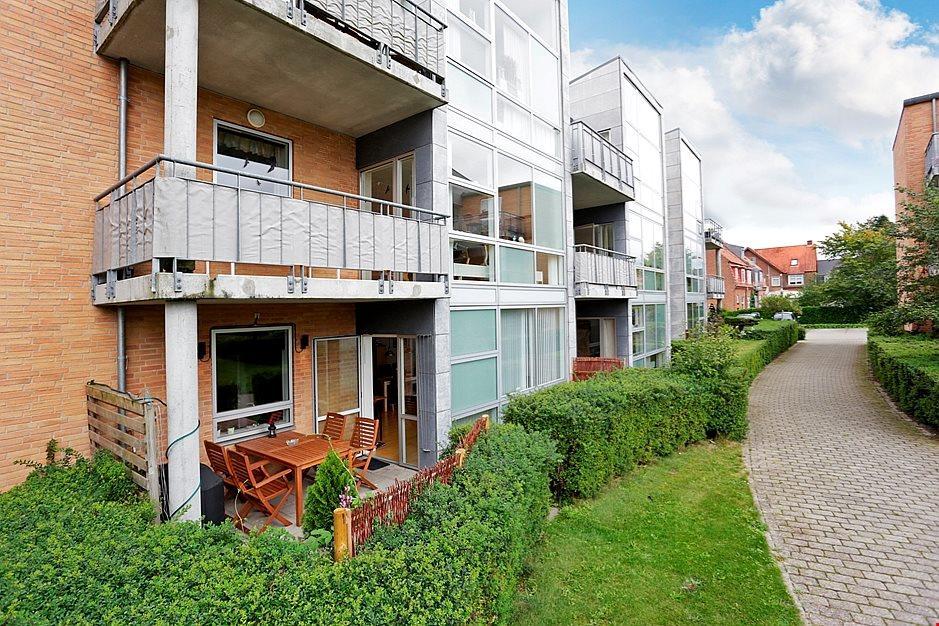 Andelsbolig på Jernbanevej i Silkeborg - Andet
