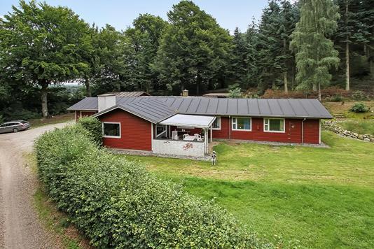 Villa på Jordemodervej i Bjerringbro - Ejendommen